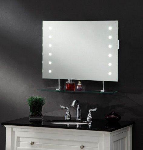 1000 ideas about bathroom mirror with shelf on pinterest. Black Bedroom Furniture Sets. Home Design Ideas