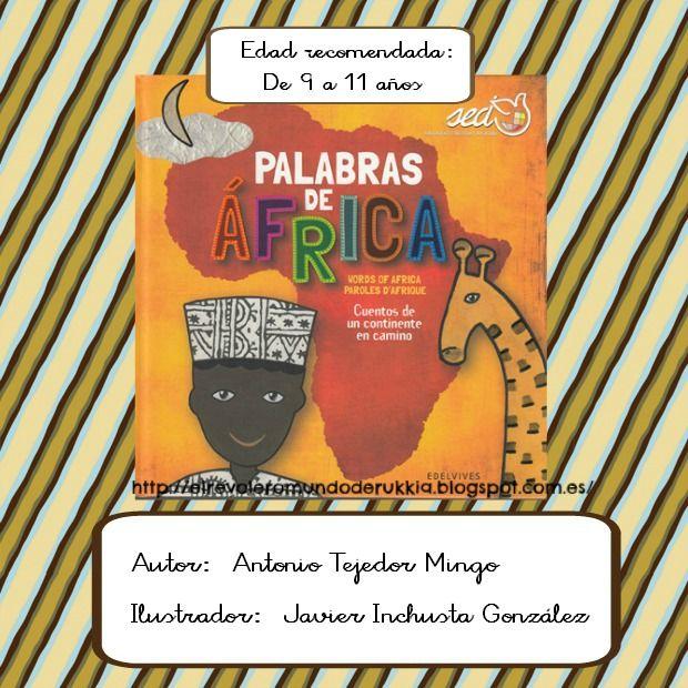 Mochileros. Africa Para Niños.