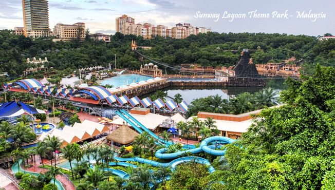 Berkunjung ke Sunway Lagoon Theme Park dlm 6D Malaysia Singapore tgl 24 & 29 Dec'13,harga mulai dr 986$. Hubungi km skrang di +62 21 2350 9925   e. tourasia@bayubuanatravel.com