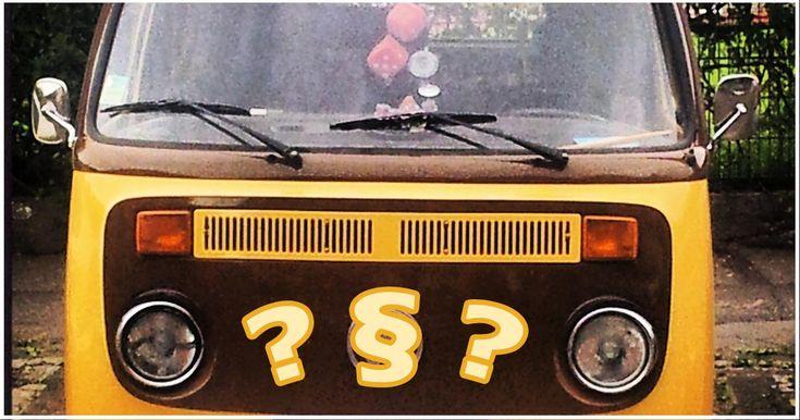 In unserem Postfach landet immer wieder die Frage, ob ein selbst ausgebauter Kastenwagen rechtlich als Wohnmobil gesehen wird.