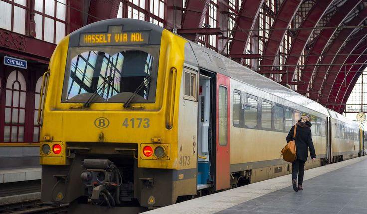 Anversa, il vostro treno per Hasselt