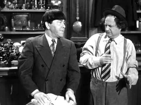 The Three Stooges   093   Three Loan Wolves 1946