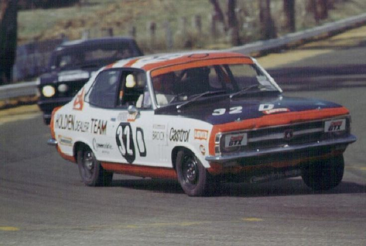 Peter Brock Holden Torana XU-1 - Bathurst
