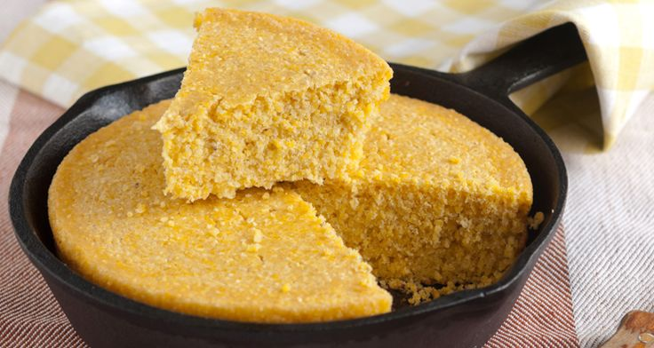 Be the most popular person at your game-day party by bringing cornbread: http://gustotv.com/recipes/sides/cornbread/