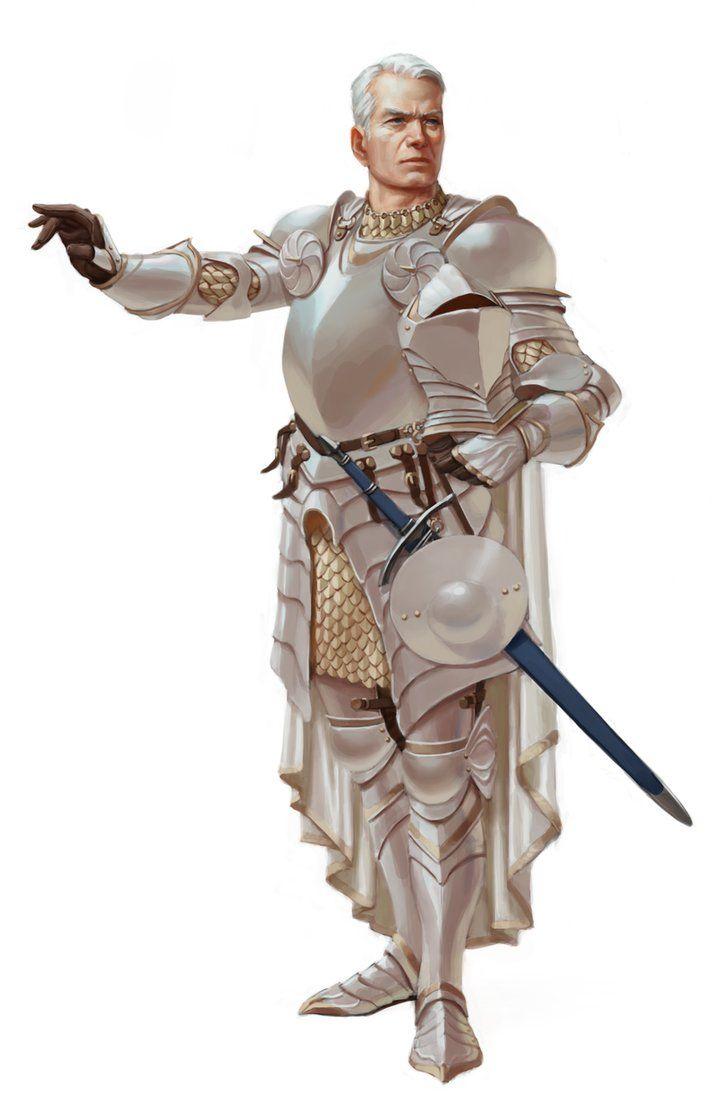 Ser Barristan Selmy by RadialArt on DeviantArt