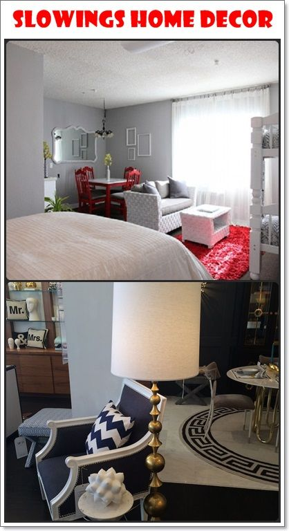 25 Best Apartment Decorating Ideas And Techniques Clear It With The Landlord View In Gallery