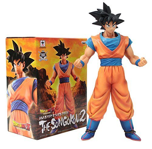 "Banpresto Dragon Ball Z Master Stars Piece 48931 10"" The Son Goku 2 Figure Banpresto http://smile.amazon.com/dp/B00LK0N3US/ref=cm_sw_r_pi_dp_zMgawb0MN6YJY"