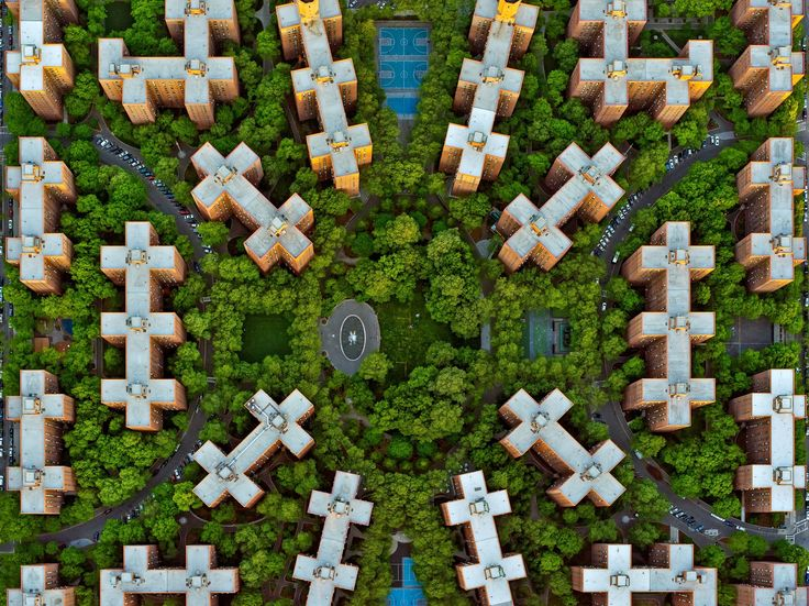 New York from the air: Jeffrey Milstein's bird's-eye view – in pictures