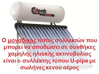 Η Calpak είναι η μόνη εταιρεία στην Ελλάδα και μία από τις 3 σε όλη την Ευρώπη που παράγει συλλέκτες vacuum εδώ και σχεδόν 10 χρόνια, με μεγάλη επιτυχία και στην παγκόσμια αγορά!
