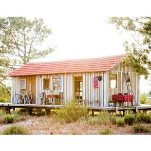 cabane, cabanon, construire soi-même