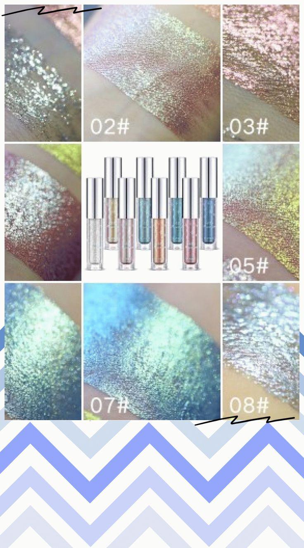 Aliexpress.com : Buy UCANBE Brand 20 Color Shimmer Matte