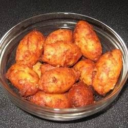 Sajtos krumplipuffancs