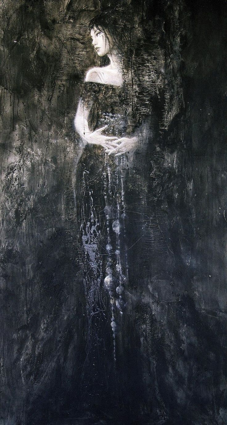 Luis Royo 'Dead Moon'