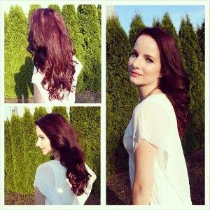 16 best red velvet hair images on pinterest red velvet velvet love this hair color and style pmusecretfo Images