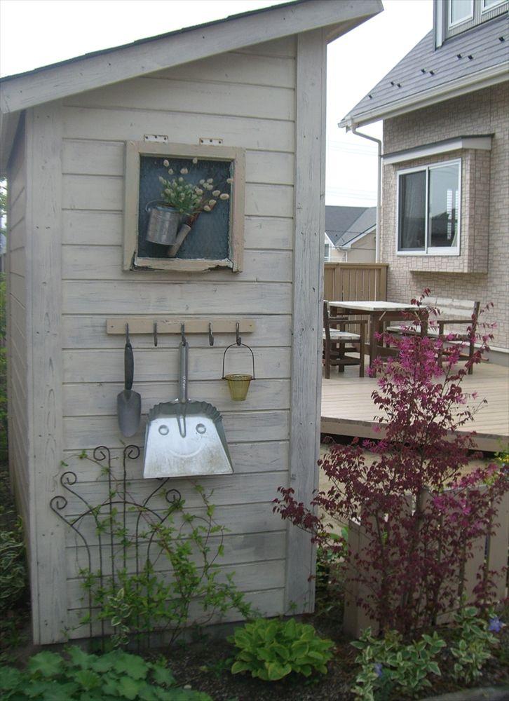 木製の小屋