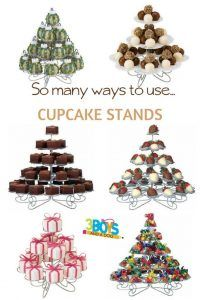 What You Can Do With a Wilton Cupcake Stand