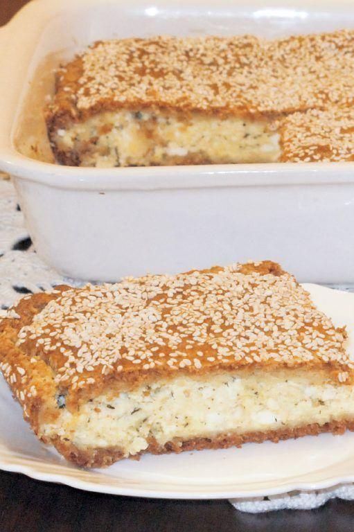 Σπιτικό αφράτο φύλλο γεμιστό με φέτα, χαλλούμι και αναρή. Μπορείτε ακόμα να βάλετε κάποιο τυρί της αρεσκείας σας, όπως ένταμ ή τσένταρ ή κεφαλοτύρι. Σερβίρεταιζεστή, κρύα, με καφέ ή και ... Read More