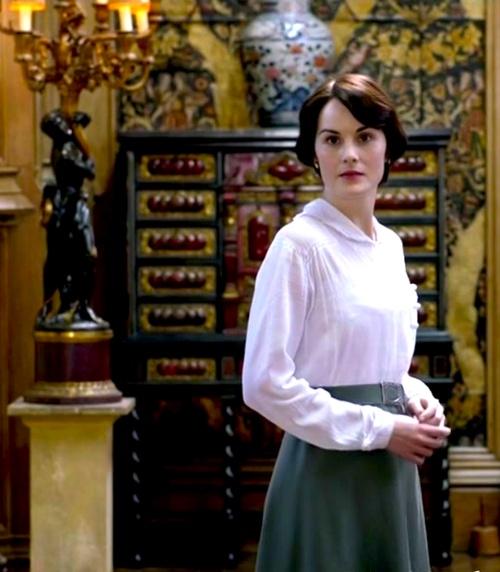 Lady Mary Crawley, Downton Abbey
