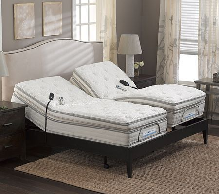 i want this sleep number bed - Split King Bed Frame