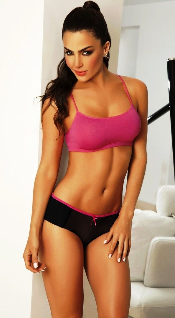 hottest fitness babe ever