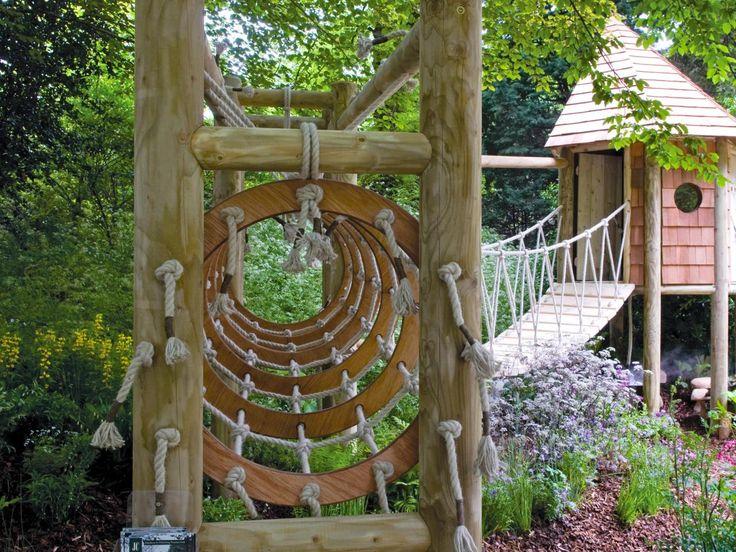 Backyard Bridge Ideas