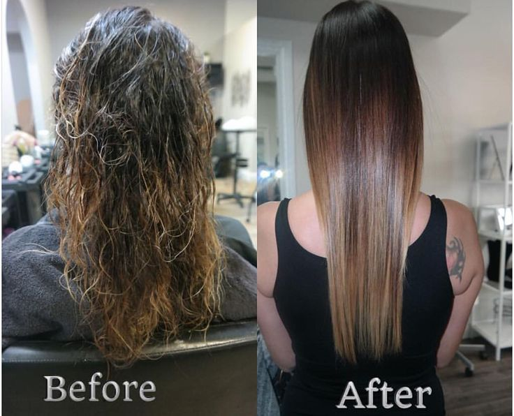 #beforeandafter from our HairBYX treatment. Hair done by @hairbyglory_  www.defabulous.com  Our # HairBTX benefit: Boots hair hydration Transforms hair scalp Extends the life of hair and extensions  KeraFusion Plus (keratin)  eliminate frizz and out of control curls treats for damaged dry and chemically treated hair penetrates deep into hair cuticle  #healthyhair #keratintreatment #hairbotox #hairtips #hairstyle #hairgoals #haircare #hairofinstagram #hairfashion by defabulousofficial