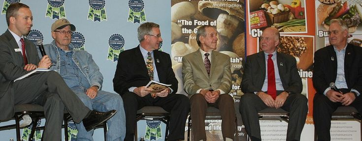 Pa. secretaries of agriculture reflect on importance of Pa. Farm Show — Jan. 14, 2016