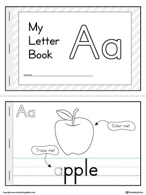 This is a graphic of Lucrative Alphabet Booklets Printable