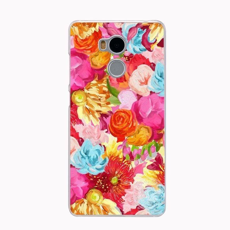 flower beautiful fashion Drawn Peony Delicate Cover phone  Case for Xiaomi redmi 4 1 1s 2 3 3s  pro redmi note 4 4X