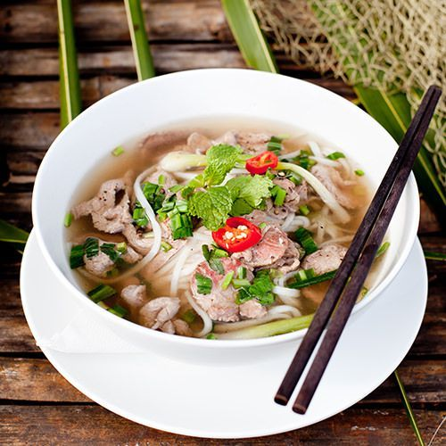 Thaise noedelsoep met rundvlees - recept - okoko recepten