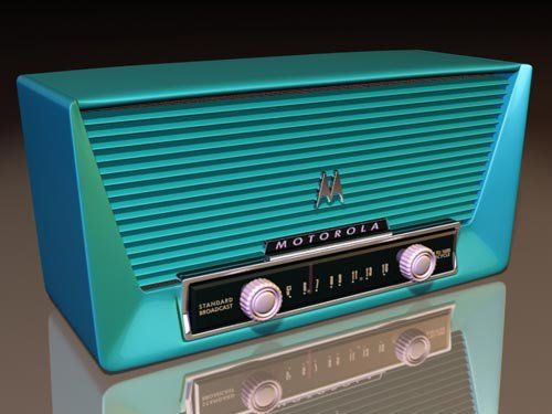 Motorola turquoise a revived favourite colour for the 2000s