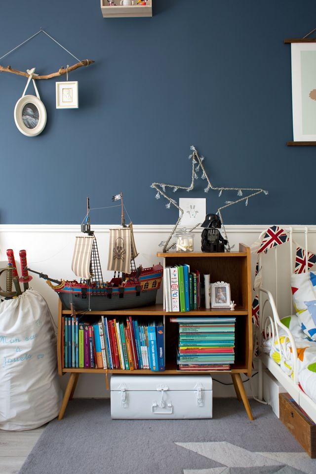 deco chambre garcon 6 ans. Black Bedroom Furniture Sets. Home Design Ideas