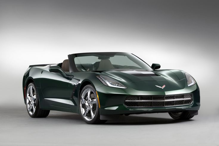 First 2014 Corvette Stingray Special Edition Is The New Premiere Edition Convertible