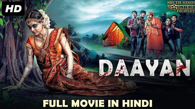 Daayan 2018 Full Hindi Dubbed Movie Horror Movies In Hindi Hdrip