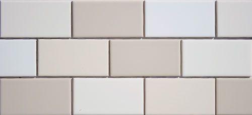 Lyric NOW 3 x 6 Glazed Ceramic Subway Tiles - Denver Blend