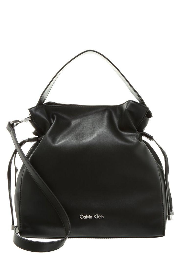 Calvin Klein Jeans AMBER Torba na ramię black