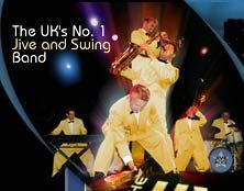 The UKs No.1 Jive and Swing Band - The Jive Aces