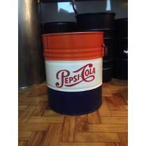 Tonel Barril Pepsi Decorativo