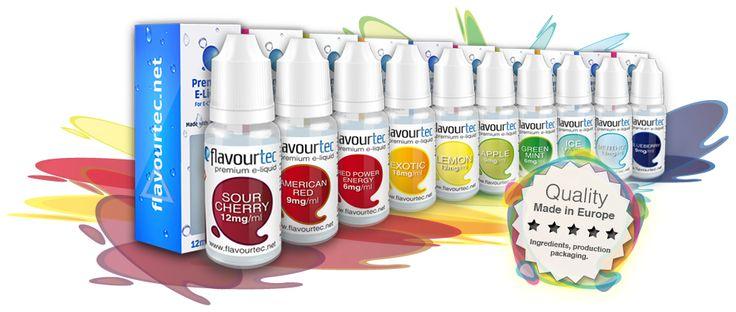 Al onze #Flavourtec premium kwaliteit producten komen nu in een fris design. Onze nieuwe en kleurrijke labels en karton pakketten zijn volledig in overeenstemming met alle voorschriften voor elektronische sigaretten en vloeistoffen, die door de Europese Unie zijn opgesteld.   https://www.e-rokershop.nl/E-Liquids/Flavourtec_E-liquid