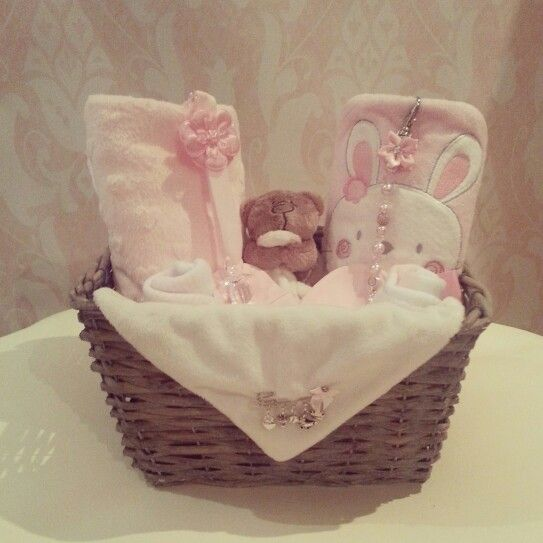 Baby girl gift hamper ♡