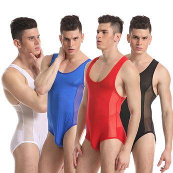 Wrestling Singlet Wrestling Tights Lycra Wrestling Singlets Stretch Nylon Underwear Sports Tights Bodysuit Jumpsuit Fitness bape