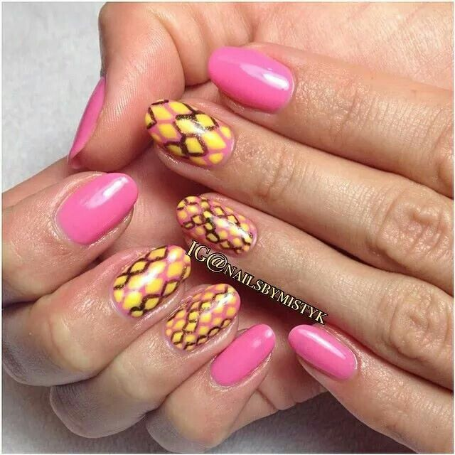 51 best Animal Print Nails images on Pinterest | Animal prints ...