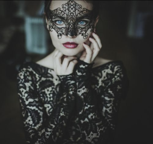 Dollar Shipping! Sexy Black Lingerie Mask Masquerade Mask Mardi Gras Mask Party Mask on Etsy, $12.50