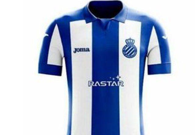 Así podrían ser las camisetas del RCD Espanyol 16 17  0d74341242ab4