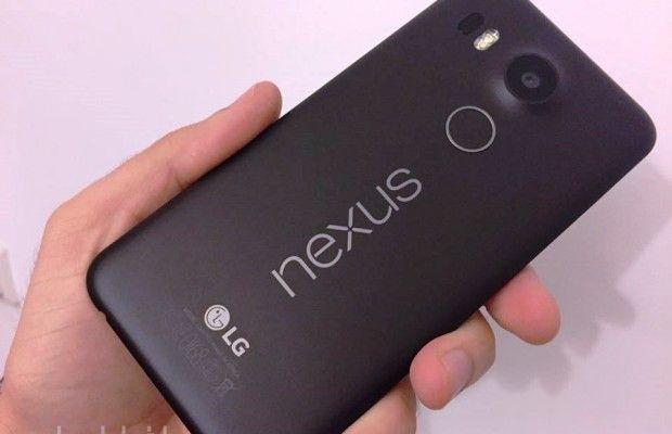 Camera telefonului Nexus 5X fotografiaza uneori cu susul in jos