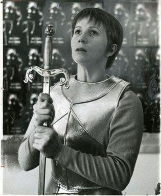 Жанна д'Арк в кино - REFERENCES & INSPIRATIONS Джули Харрис - The Lark/Жаворонок, 1957