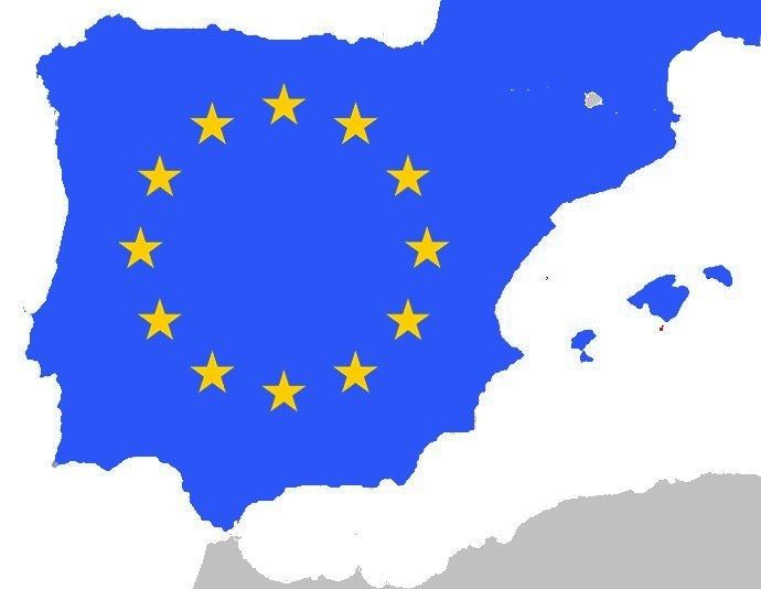 Proposal for a new political division of the Iberian Peninsula to sort out the current crisis