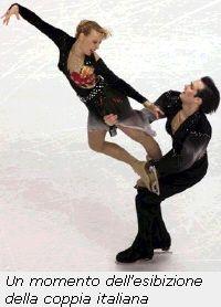la Repubblica/sport: Il trionfo di Barbara e Maurizio Italia ancora regina del ghiaccio
