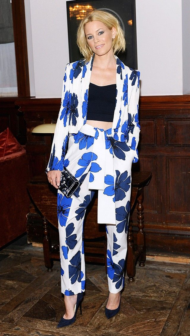 15 of the Best-Dressed Celebrities at the Toronto Film Festival via @WhoWhatWear