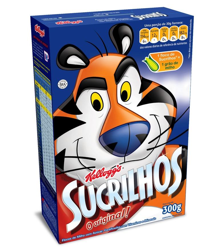 Cereal matinal Sucrilhos Kellogg's